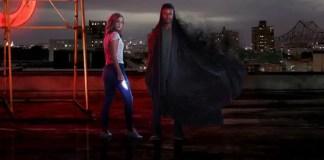 Imagem da série Manto e Adaga