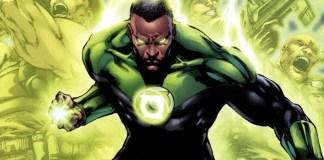 Imagem do Lanterna Verde John Stewart