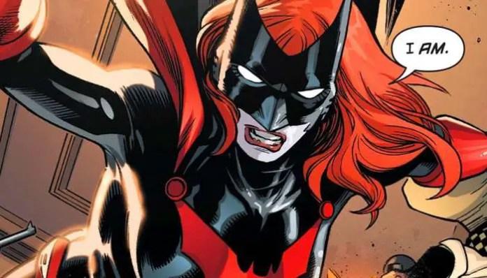 Imagem da Batwoman na DC