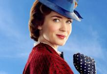 Imagem promocional de Mary Poppins Returns