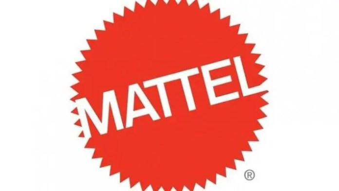 Logo da Mattel