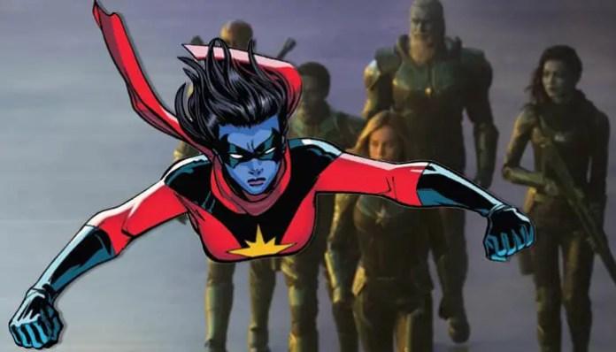 Minn-Erva Capitã Marvel