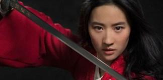 imagem promocional de Mulan