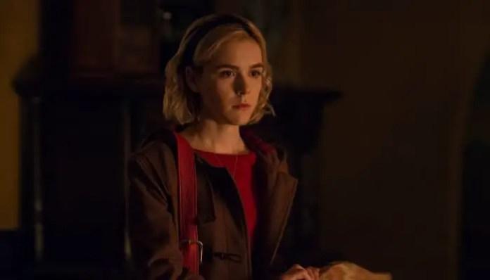 Imagem da série O Mundo Sombrio de Sabrina