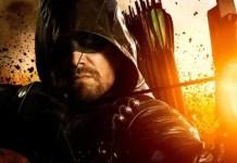 Imagem da 7ª temporada de Arrow