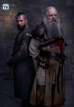 Imagem de Tom Cullen e Mark Hamill em Knightfall