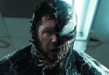 Imagem promocional do trailer de Venom