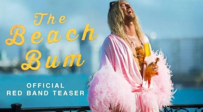 Imagem do filme The Beach Bum