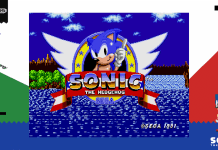 SEGA AGES - Sonic the Hedgehog