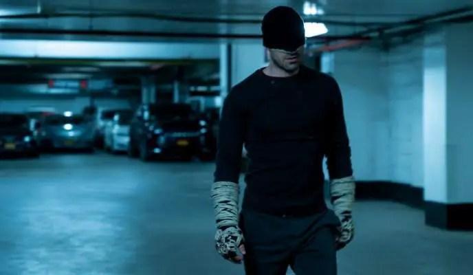 Charlie Cox na 3ª temporada da série Demolidor