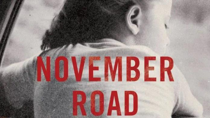 capa do livro November Road