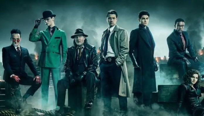 Imagem da 5ª temporada de Gotham