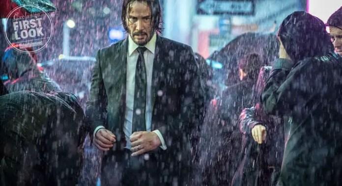 Imagem do filme John Wick 3