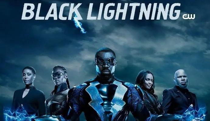 Imagem promocional da 2ª temporada de Raio Negro