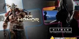PlayStation Plus - Fevereiro 2019
