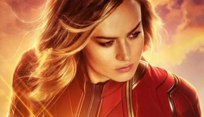 Capitã Marvel Brie Larson notícia