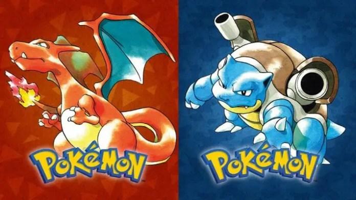 Pokémon Red e Blue pode ganhar filme