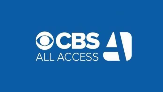 imagem do logo da cbs all access