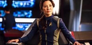 imagem promocional de Star Trek Discovery