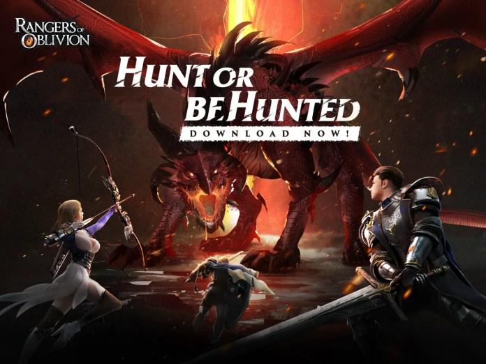 Rangers of Oblivion | Jogo mobile já disponível para download