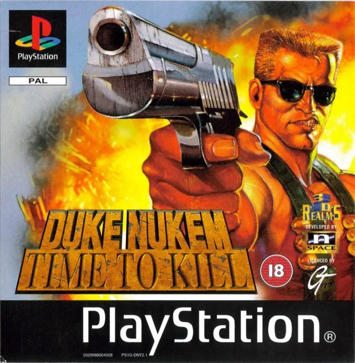 Duke Nuken: Time to Kill