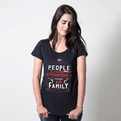 Camiseta supernatural lolja