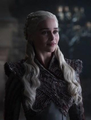 Daenerys Targaryen Game of Thrones 8ª temporada