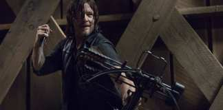 Daryl no episódio 9x09 de The Walking Dead