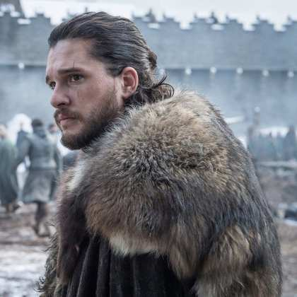 Jon Snow Game of Thrones 8ª temporada