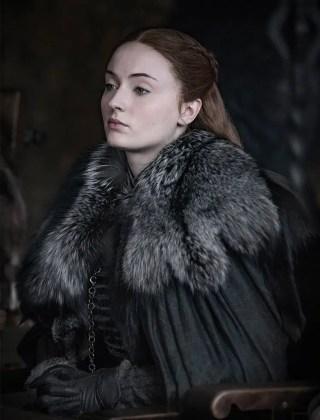 Sansa Stark Game of Thrones 8ª temporada