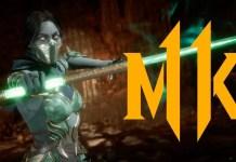Mortal Kombat 11 - Jade