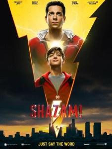 poster de shazam