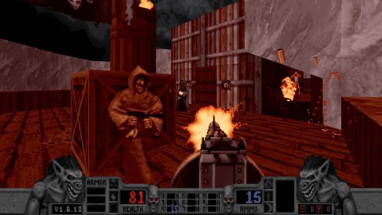 Blood - Atari