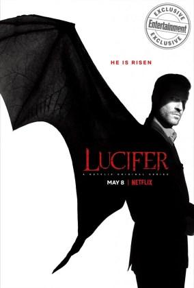Lucifer 4ª temporada pôster