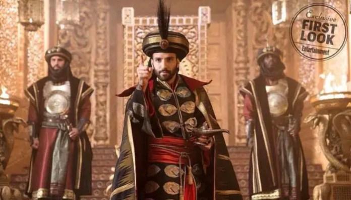 Marwan Kenzari em Aladdin