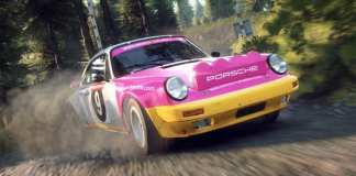 DiRT Rally 2.0 - Porsche 911 SC RS