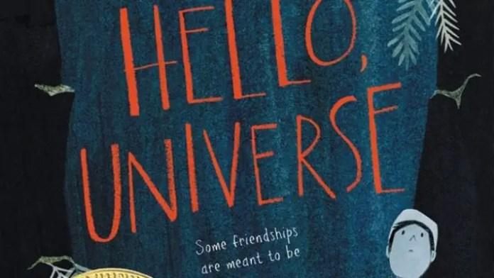 imagem do livro hello universe