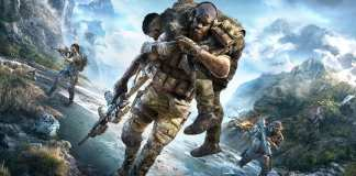 Imagem promocional de Tom Clancy's Ghost Recon Breakpoint