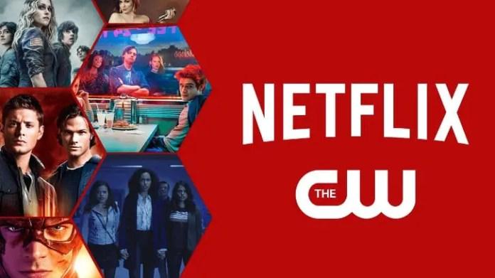 Netflix acordo com a CW