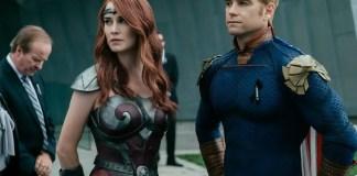 Rainha Maeve e Capitão Pátria