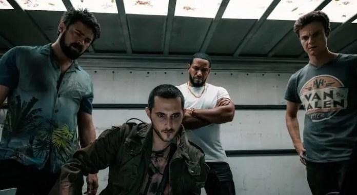 Imagem da série The Boys