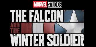 Logo da série Falcão e Soldado Invernal