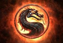 Logo da franquia Mortal Kombat