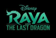 Raya and The Last Dragon logo