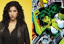 Stephanie Beatriz e She-Hulk