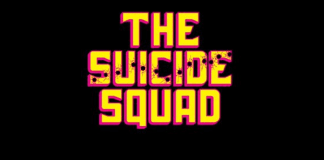 Logo do novo Esquadrão Suicida