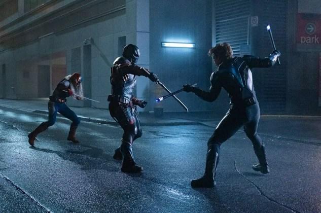 Titãs | Confira a sinopse e imagens do episódio 2.13 - Nightwing 7