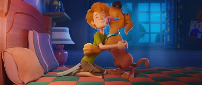 Salsicha e Scooby crianças