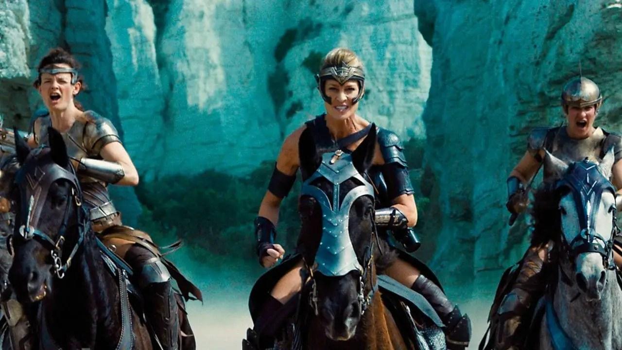 Mulher-Maravilha vai ganhar spin-off focado nas Amazonas