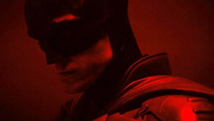 Gola alta no uniforme The Batman